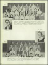 1959 Hereford High School Yearbook Page 26 & 27