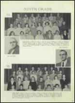 1959 Hereford High School Yearbook Page 30 & 31
