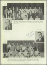 1959 Hereford High School Yearbook Page 32 & 33