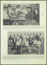 1959 Hereford High School Yearbook Page 38 & 39