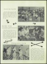 1959 Hereford High School Yearbook Page 40 & 41