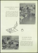 1959 Hereford High School Yearbook Page 46 & 47