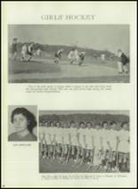 1959 Hereford High School Yearbook Page 52 & 53
