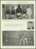 1959 Hereford High School Yearbook Page 56 & 57
