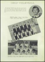 1959 Hereford High School Yearbook Page 58 & 59