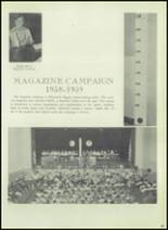 1959 Hereford High School Yearbook Page 62 & 63