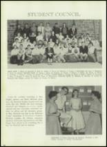 1959 Hereford High School Yearbook Page 70 & 71