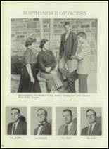 1959 Hereford High School Yearbook Page 76 & 77