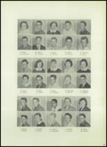 1959 Hereford High School Yearbook Page 78 & 79