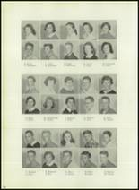 1959 Hereford High School Yearbook Page 80 & 81