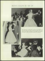 1959 Hereford High School Yearbook Page 84 & 85