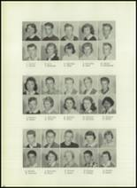1959 Hereford High School Yearbook Page 88 & 89