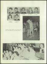 1959 Hereford High School Yearbook Page 90 & 91