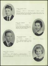 1959 Hereford High School Yearbook Page 98 & 99