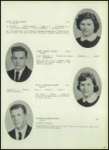 1959 Hereford High School Yearbook Page 100 & 101