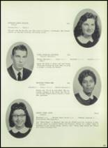 1959 Hereford High School Yearbook Page 108 & 109