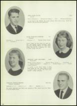 1959 Hereford High School Yearbook Page 110 & 111