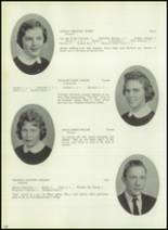 1959 Hereford High School Yearbook Page 112 & 113
