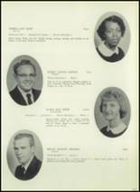 1959 Hereford High School Yearbook Page 116 & 117