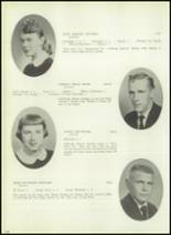 1959 Hereford High School Yearbook Page 118 & 119