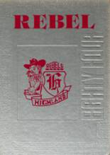 1984 Yearbook Highland High School