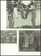 1973 Gilman City High School Yearbook Page 14 & 15