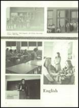 1973 Gilman City High School Yearbook Page 20 & 21