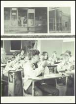 1973 Gilman City High School Yearbook Page 24 & 25