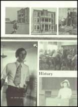 1973 Gilman City High School Yearbook Page 26 & 27