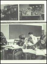 1973 Gilman City High School Yearbook Page 28 & 29