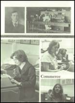 1973 Gilman City High School Yearbook Page 30 & 31