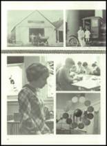 1973 Gilman City High School Yearbook Page 34 & 35