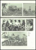 1973 Gilman City High School Yearbook Page 36 & 37