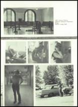 1973 Gilman City High School Yearbook Page 40 & 41