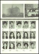 1973 Gilman City High School Yearbook Page 46 & 47