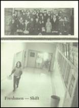 1973 Gilman City High School Yearbook Page 48 & 49