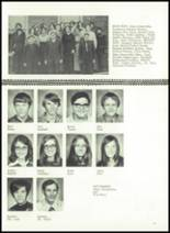 1973 Gilman City High School Yearbook Page 50 & 51