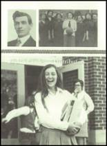 1973 Gilman City High School Yearbook Page 52 & 53