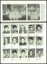1973 Gilman City High School Yearbook Page 54 & 55