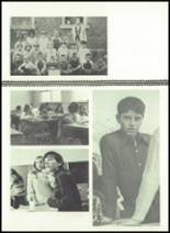 1973 Gilman City High School Yearbook Page 56 & 57