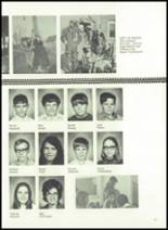 1973 Gilman City High School Yearbook Page 58 & 59