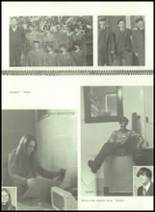 1973 Gilman City High School Yearbook Page 64 & 65