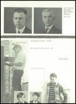 1973 Gilman City High School Yearbook Page 66 & 67