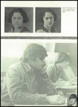 1973 Gilman City High School Yearbook Page 70 & 71