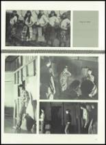 1973 Gilman City High School Yearbook Page 74 & 75