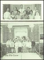 1973 Gilman City High School Yearbook Page 76 & 77