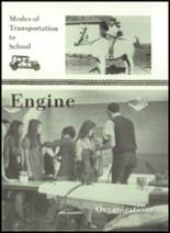 1973 Gilman City High School Yearbook Page 78 & 79