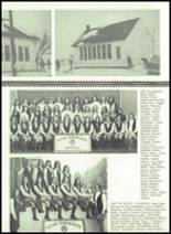 1973 Gilman City High School Yearbook Page 80 & 81