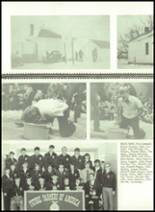 1973 Gilman City High School Yearbook Page 86 & 87