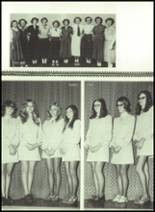 1973 Gilman City High School Yearbook Page 90 & 91